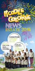 Piccole Colonne News estate 2015