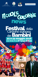 Piccole Colonne News speciale Festival 2016